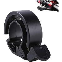 CXvwons Fahrradklingel Laut, Fahrrad Klingel Fahrradklingel O Design Aluminium Fahrradglocke Klingel Fahrrad für Fahrrad Mountainbike Rennrad Alarm Horn (Lenker-Ø 22,2-22.8mm)