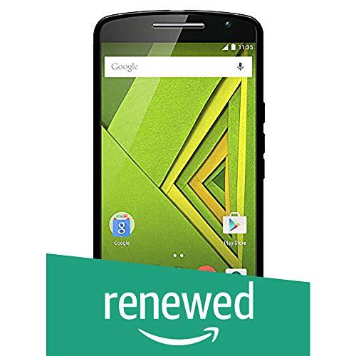 (Renewed) Motorola Moto X Play XT1562 (Black, 16GB)