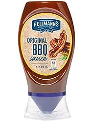 Hellmanns Gran Salsa Barbacoa - 25 cl