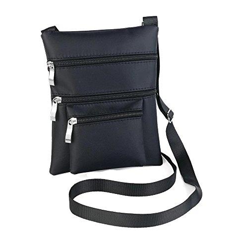 Handbags & Purses , Sac bandoulière pour femme noir
