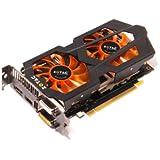 Zotac GTX 660 ZT-60802-10P NVIDIA GeForce GTX 660 Grafikkarte (PCI-e, 2GB GDDR5 Speicher, DVI-I, DVI-D, HDMI, DisplayPort, 1 GPU)
