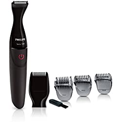 Philips Series 1000 Multigroom (Präzisionstrimmer, Click On Bartstyler) MG1100/16