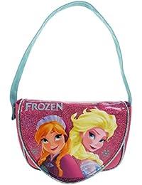 Disney Frozen Porte-monnaie, rose (rose) - FROZEN001054