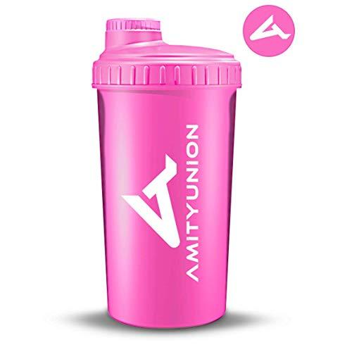 Protein Shake Becher LADY 'Viisi' 700ml auslaufsicher und BPA frei -...