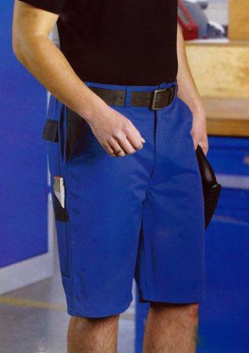 Hochwertige und strapazierfähige Arbeitsshorts Blau (48)