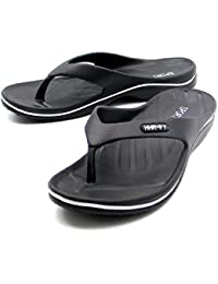 af46f1262f6eb1 Amazon.co.uk  6.5 - Flip Flops   Thongs   Men s Shoes  Shoes   Bags