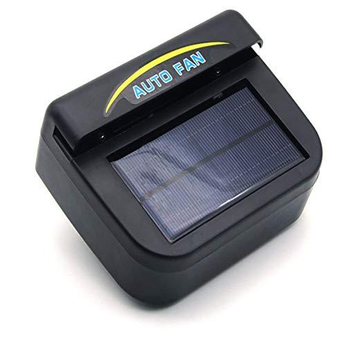 Preisvergleich Produktbild Banbie Solar Solar Energy Fan Abluftventilator Fahrzeugfenster Solar Fan Energy Vents