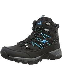 KangaROOS Damen K-Outdoor 8090 Trekking-& Wanderstiefel