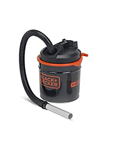 Black and Decker 51586–Ash Vacuum Cleaner Dust Container (900W, With Lamina 18Litres)
