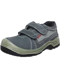 Lico Workman 750006 - Zapatos de protección de cuero para hombre