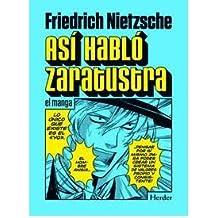 As? habl? Zaratustra : el manga (Paperback)(Spanish) - Common