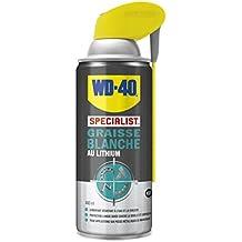 WD-40- Specialist - 33390- Bote de grasa blanca de litio con doble posición (400ml)