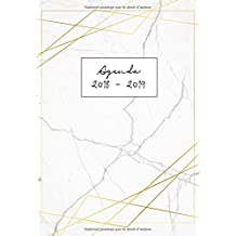Amazon.es: agenda 2018 2019 - Creación literaria y redacción ...
