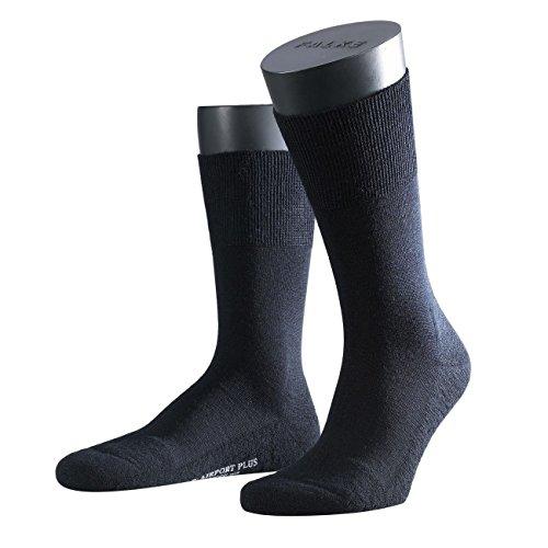 Preisvergleich Produktbild Falke City Herren Socken Airport Plus 3er Pack,  Größe:39 / 40;Farbe:dark navy