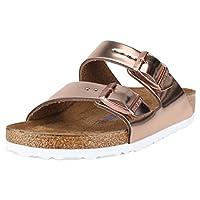 Birkenstock Arizona, Women's Fashion Sandals, Brown (Metallic Copper 952093), 5 UK (38 EU)
