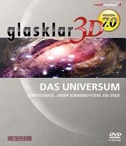 Glasklar 3D V7.0 - Das Universum (DVD-ROM)