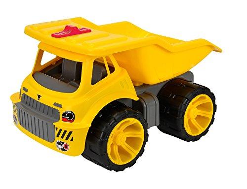 BIG 55810 - Maxi-Truck Kinderfahrzeug (Große Spielzeug-lkw)