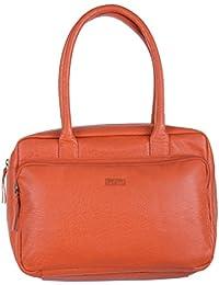 2068425ef1 Le Craf Hanna Genuine Leather Stylish Shoulder Hand Bag for Womens and Girls