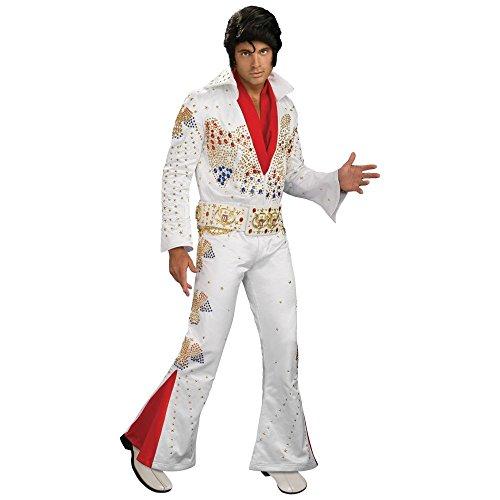 Rubies 909801 - Elvis Presley Supreme Edition Kostüm für Erwachsene - - Supreme Edition Kostüm