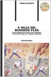 A valle del business plan. Cosa bisogna fare dopo aver preparato un business plan per renderlo operativo. Con CD-ROM