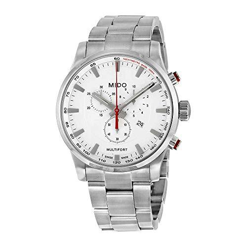 Mido M0054171103100 Multifort Chronograph Mens Watch M005.417.11.031.00
