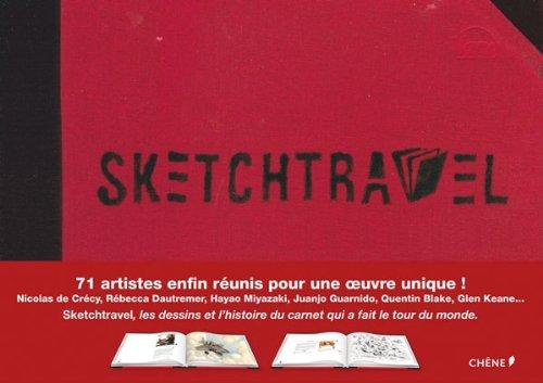 Sketchtravel par Gérald Guerlais
