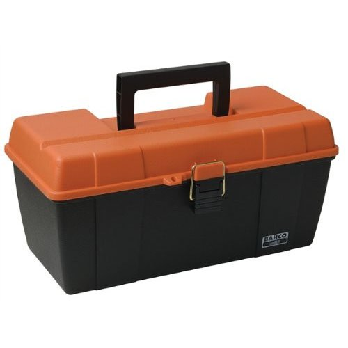 BAHCO Toolbox 39cm (15in) Single Catch
