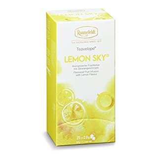 Ronnefeldt-Promopack–Teavelope-Lemon-Sky-Frchtetee-50-g-inkl-Coffee-To-Go-Becher