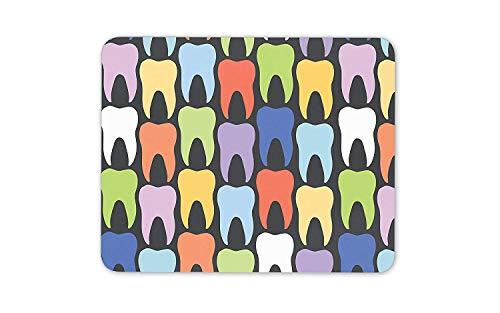 Dental Hygeine Mouse Mat Pad - Dentist Nurse Teeth Tooth Gift PC Computer #8769