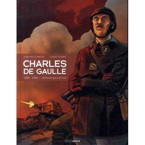 Pack découverte Charles de Gaulle Volumes 1 et 2 - Volume 1 offert