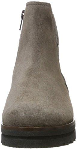 Boots Donna Semler fango Braun platino Valeria Biker nCCq5rtSz