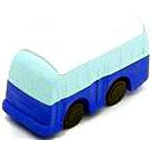 Goma de borrar autobús azul, de Iwako, producto de Japón
