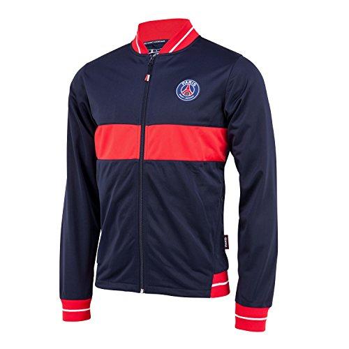 Paris Saint Germain PSG-Jacke, offizielle Kollektion, für Herren M blau