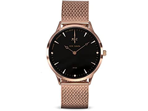 Nick Cabana Montre les Femmes Nilaya Collection Nilaya Suit Mesh 208
