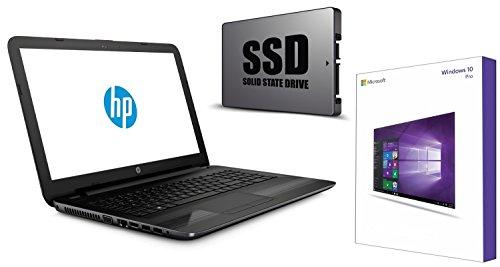 LAPTOP HP 255 G5 - 8GB RAM - 500GB SSD - WINDOWS 10 PRO - 39cm (15.6