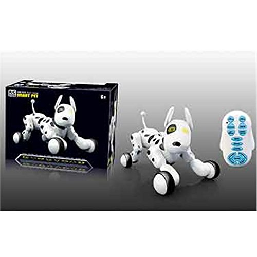 Perro robot radio control 25cm