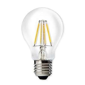 TRANSTEC? LED Filamento Della Lampadina - A60 2W E27 Lampadine ...