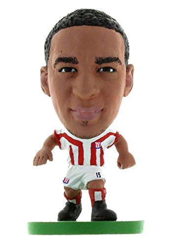 SoccerStarz Stoke City Steven N Zonzi Home Kit