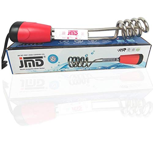 JMD Gold 1000W Immersion Heater Rod (Black & Red, ECAELEC0026)