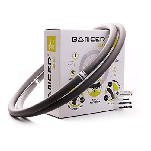 MrWolf - Par de neumáticos Banger 2.0 para ciclocross/Gravel de 35 a 40 (Espuma y Banger)