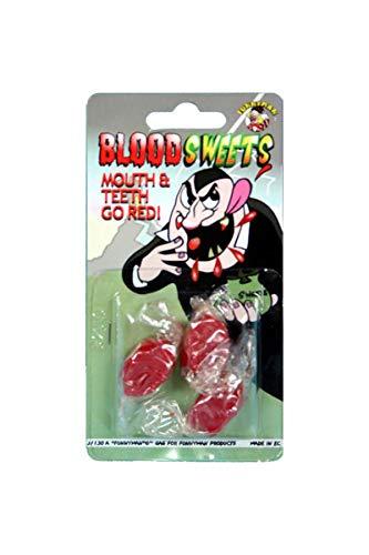 gkeiten und gewinnen Mund Blut -, dass die Farben Mund und Zunge rot Blut! ()