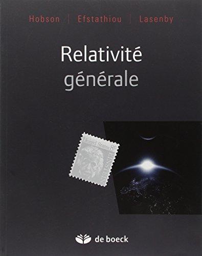 Relativité générale