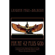 MA'AT 42 Plus GOD (English Edition)