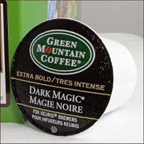 Green Mountain Coffee DARK MAGIC EXTRA BOLD 48 K-Cups for Keurig Brewing Systems by Green Mountain Coffee