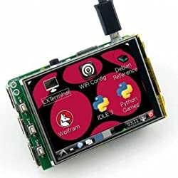 3.2 Inch TFT LCD Display Module Touch Screen For Raspberry Pi B+ B A+
