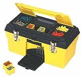 Stanley Werkzeugkiste 'Condor' 24' 1-92-056 - Lieferung ohne Werkzeuge