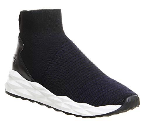 Ash Footwear Scarpe Spot Sneaker Nero Donna Midnight 36