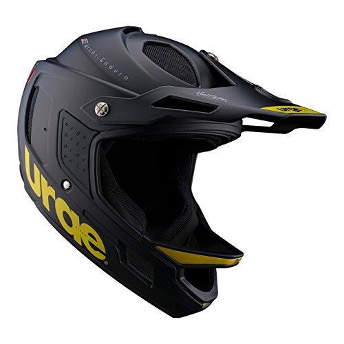 Urge Archi Enduro RR Mountainbike-Helm, Unisex XS Schwarz/Gelb Preisvergleich