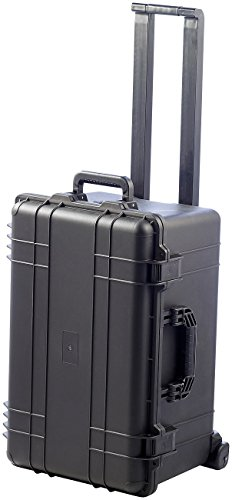 Xcase Outdoor Trolley: Staub- und wasserdichter Trolley-Koffer, groß, IP67 (Transportkoffer)