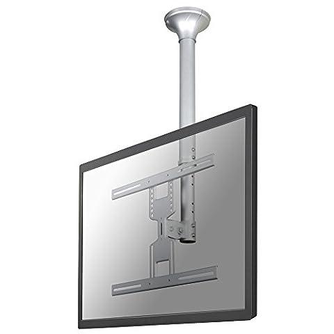 NewStar FPMA-C400 LCD Deckenhalterung (55 cm (22 Zoll) bis 130 cm (52 Zoll), Höhe 64 cm bis 105 cm)